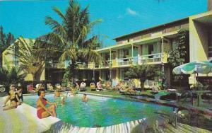 Florida Fort Lauderdale Carib Apartment Motel With Pool