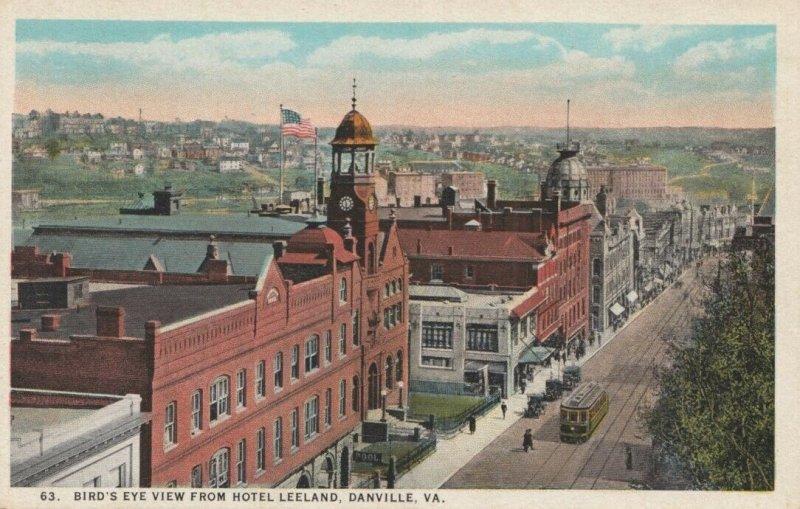 DANVILLE , Virginia , 1910s