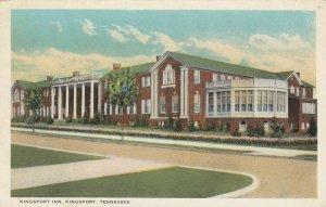 KINGSPORT , Tennessee, 1910s ; Kingsport Inn
