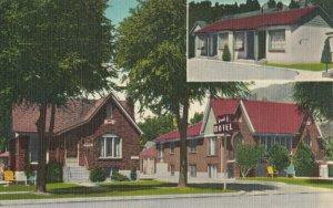PROVO , Utah , 1930-40s ; V & E Motel