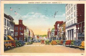 Genesee Street, Auburn NY