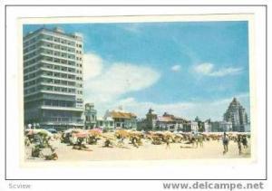 Montevideo, Uruguay, 50-60s Beach  view
