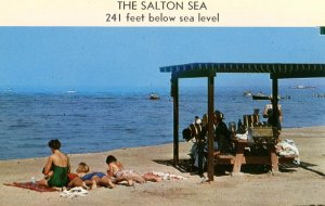 CA - The Great Salton Sea