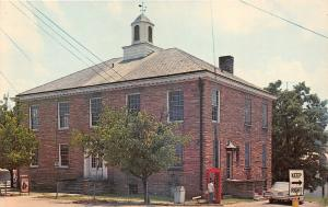 Byrdstown Tennessee~Pickett County Courthouse~Uncle Sam~People @ Phone Booth~60s