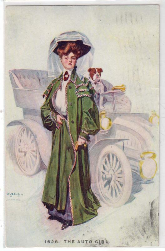 The Auto Girl by J.V. McFall