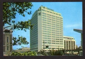 Taipei Hilton Hotel City capital Taiwan Postcard Carte Postale PC