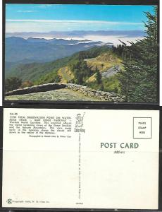 1963 Blue Ridge Parkway, North Carolina PC