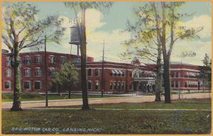 Lansing, Mich., REO Motor Car Co., - 1912