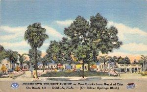 Cordrey's Tourist Court Ocala, Florida