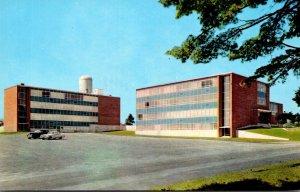 Maine Gorham Bailey Hall Gorham State Teachers College