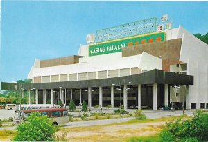 Jai-Llai Casino in Macao China Special Administration Region 4 by 6 size