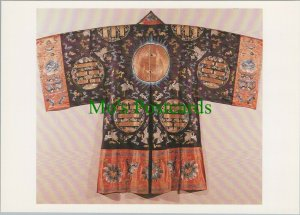 V & A Museum Postcard - Taoist Priest's Robe, Chinese 18th/19th Century RR10220