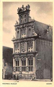 Westeries Museum Hoorn Holland Unused