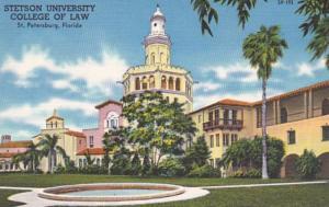 Florida St Petersburg Stetson University Of Law
