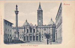 Basilica di S. Maria Maggiore, ROMA, Lazio, Italy,  00-10s