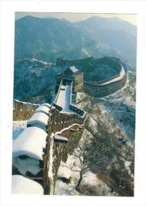 Great Wall of China, 80-90s   at Jinshanling in Winter