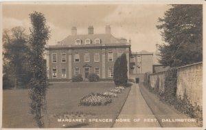 Dallington House, Northampton Margaret Spencer Home of Rest