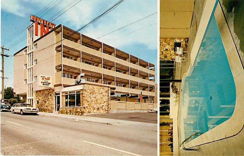 University Motor Inn 4140 Roosevelt Way Seattle Washington