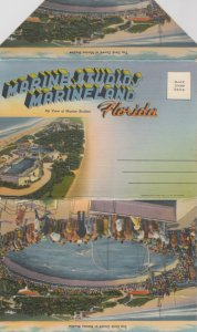 MARINELAND, Florida, 30-40s; Folder of Marine Studios