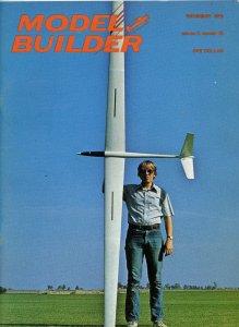 Vintage Model Builder Magazine December 1973