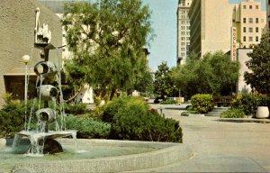 California Fresno Shopping Mall Woolworth 1973