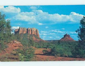 Pre-1980 BELL AND CHURCH ROCK Sedona Arizona AZ hn5692