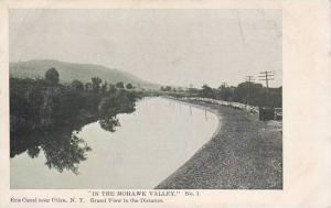 In The Mohawk Valley, Erie Canal near Utica, New York, 00-10s