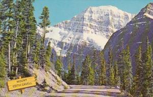 Canada Mount Edith Cavell Jasper Alberta