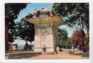 Turkey, KUCUKSU CESMESI The Fountain of Kucuksu, Istanbul, 1967 used Postcard