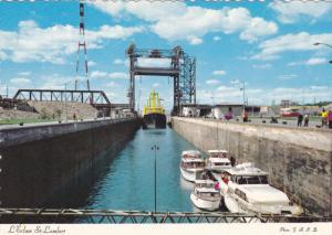 L'Ecluse St-Lambert , MONTREAL , Quebec, Canada , 60-80s
