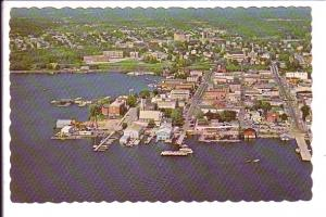 Aerial View Kenora Ontario, Oakmen