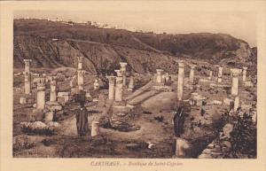 Tunisia Carthage Basilique de Saint-Cyprien