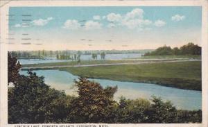 Lincoln Lake Epworth Heights LudIngton Michigan 1923