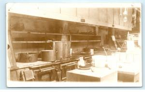 *Kitchen Ingle Oven US Immigration Service Tijuana Mexico Border Postcard C12