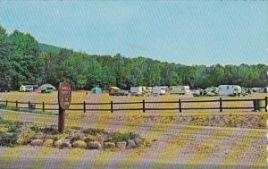 Maine Camden Mount Battie Camp Grounds