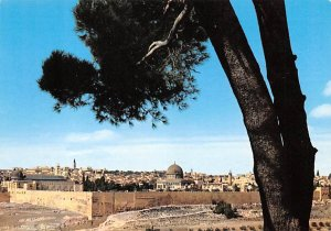 Panorama of JerUSA lem Israel Writing on back