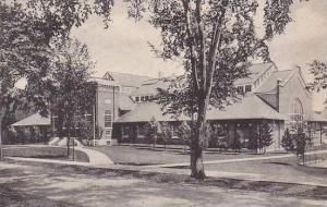 New Hampshire Hanover Alumni Gymnasium Dartmouth College Albertype