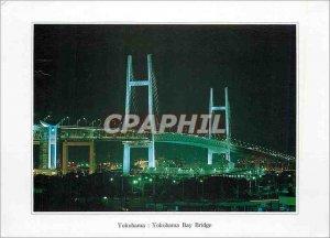 Modern Postcard Yokohama Bay Bridge