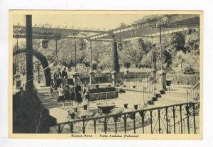 Patio Andaluz, Palermo, Italy, 1900-1910s