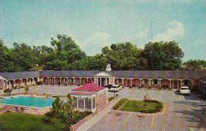Georgia Perry New Perry Motel Pool
