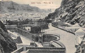 Yemen Aden No. 11 Water Tanks, Panorama