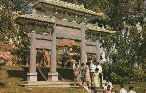 SINGAPORE,  40-60s ; Haw Par Villa, Tiger Balm Garden