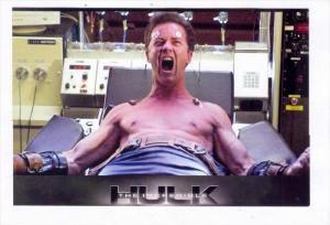 Movie Advertising postcard   The Incredible HULK   # 1