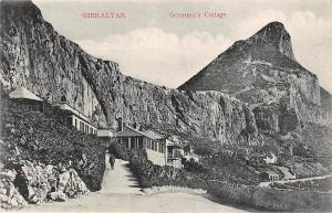 Gibraltar Governor's Cottage