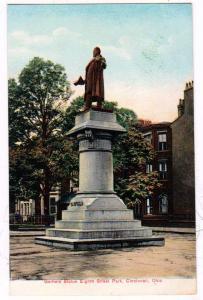 Garfield Statue, 8th St. Cincinnati Ohio