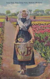 Michigan Holland Tulip Time Nelis Tulip Farm Curteich