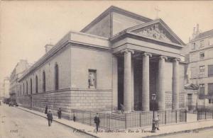 PARIS, Eglise Saint Denis, Rue de Turenee, France, 00-10s