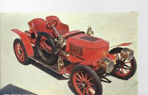 1907 Stanley Steamer Post Card Montagu Motor Museum