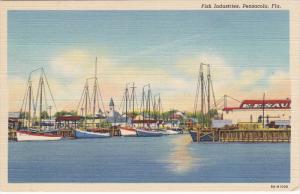 Fish Industries , PENSACOLA , Florida , 30-40s