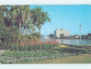 Pre-1980 PANORAMIC VIEW Orlando Florida FL i0748